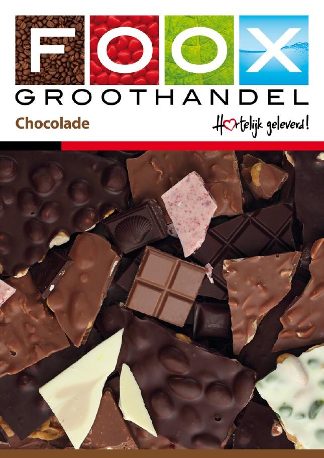 Brochure Chocolade