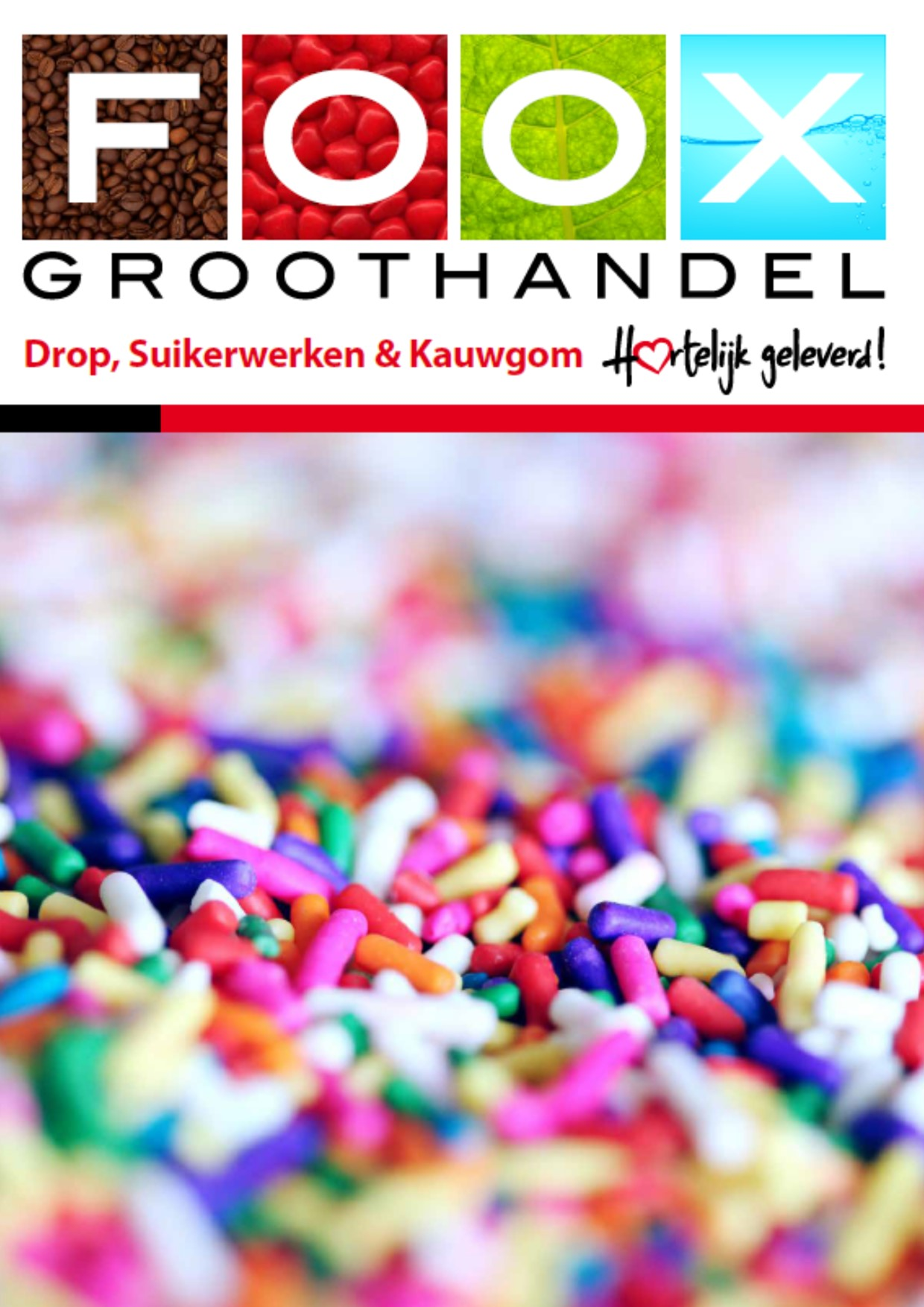 Brochure Drop & Suikerwerken