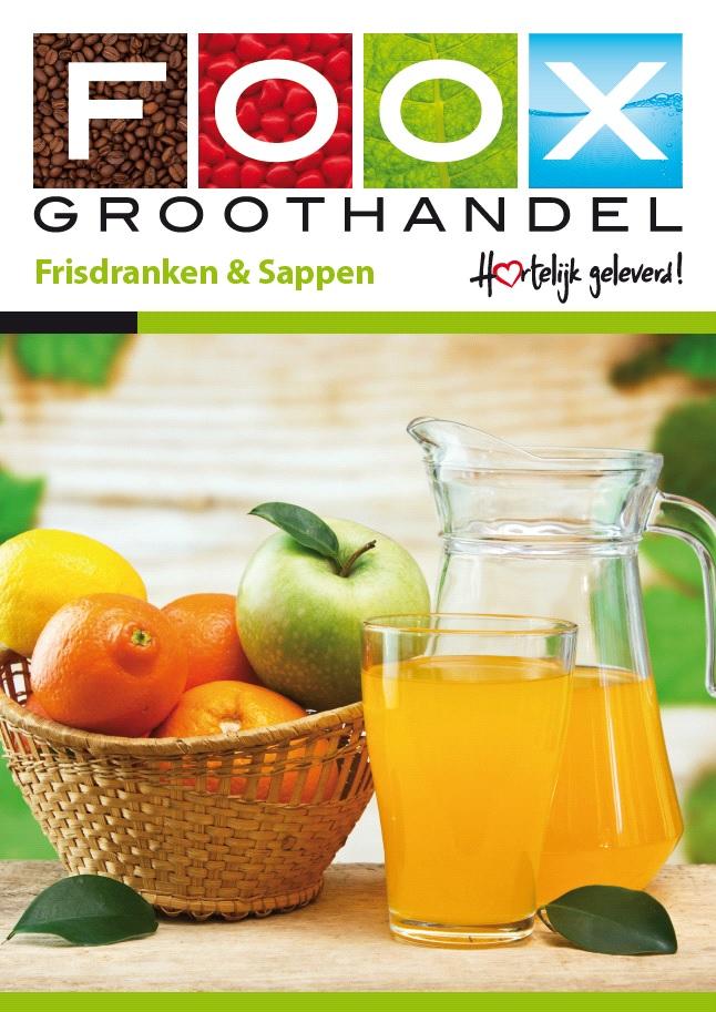 Brochure Frisdranken & Sappen