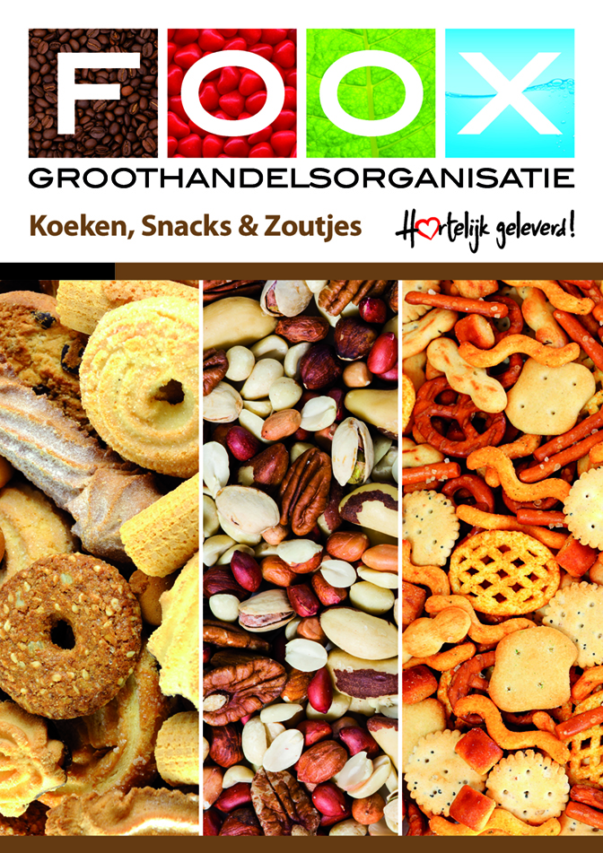 Brochure Koek & Snacks