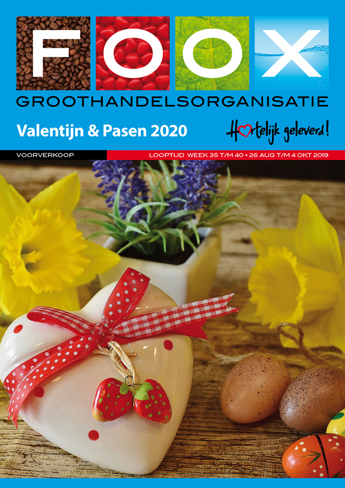 Valentijn & Pasen 2020