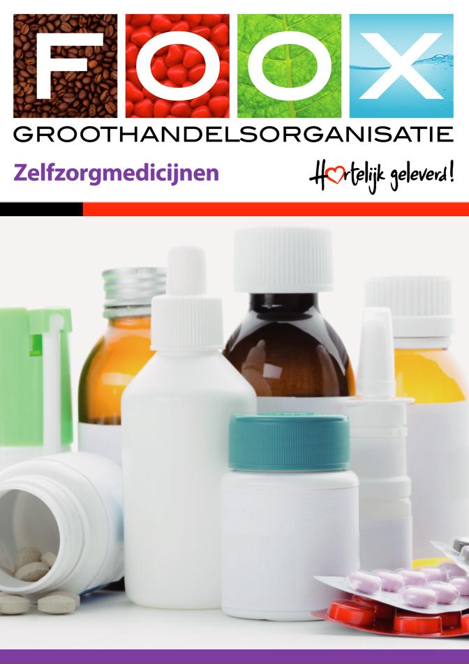 Brochure Zelfzorgmedicijnen
