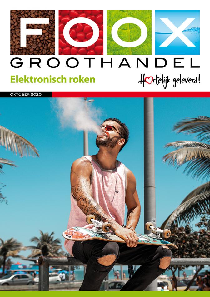 Brochure Elektronisch Roken