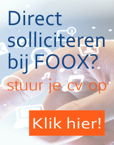 Direct solliciteren bij FOOX