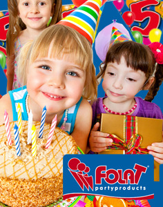 Folat Party Products